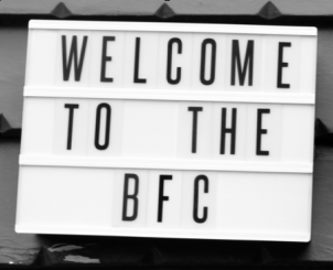The BFC Welcome to the BFC